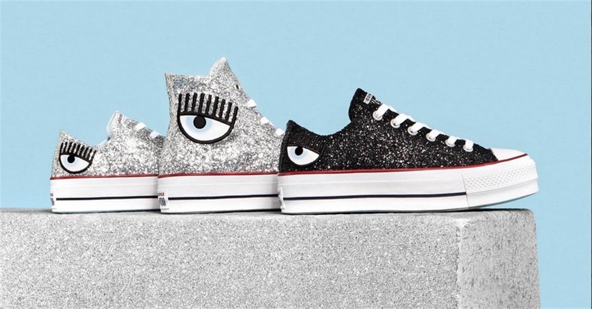 Ferragni x Converse, le nuove sneakers disponibili in due pack diversi